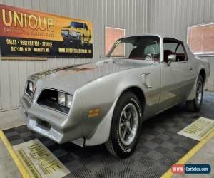 Classic 1978 Pontiac Firebird Trans Am for Sale