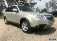 2011 Subaru Forester S3 2.0D Gold Manual M Wagon for Sale