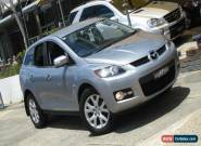 2006 Mazda CX-7 ER (4x4) Silver Automatic 6sp A Wagon for Sale