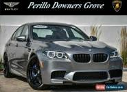2016 BMW M5 Executive/Competition Pkg. for Sale
