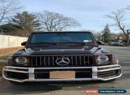 2020 Mercedes-Benz G-Class G63 AMG for Sale