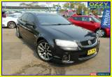 Classic 2011 Holden Commodore VE II SS-V Black Automatic 6sp A Sedan for Sale