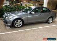 2013 Mercedes Benz C200 for Sale