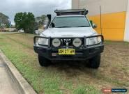 2007 Toyota Landcruiser Prado KDJ120R GX White Manual M Wagon for Sale