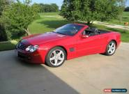 2004 Mercedes-Benz SL-Class for Sale