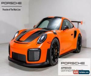 Classic 2018 Porsche 911 GT2 RS for Sale