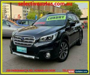 Classic 2015 Subaru Outback MY15 2.5I Premium Grey Automatic A Wagon for Sale