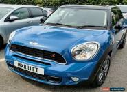 2011 MINI Countryman 1.6 Cooper S ALL4 automatic 5dr 181HP for Sale
