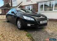 March 2013 / 13 Peugeot 508 SR HDI 1.6 Diesel 4 Door Saloon Manual for Sale