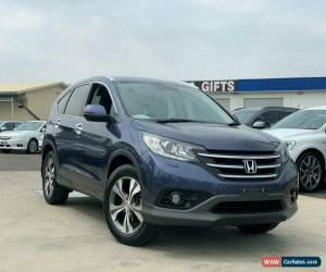 Classic 2013 Honda CR-V RM VTi-L Wagon 5dr Auto 5sp, 4WD 2.4i Blue Automatic A Wagon for Sale