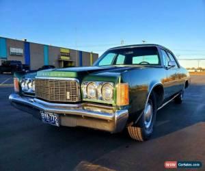 Classic 1974 Chrysler Newport for Sale
