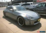 2004 Nissan 350Z Z33 Touring Silver Manual 6sp M Coupe for Sale