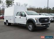 2019 Ford F-550 XL - 11ft Utility Body for Sale