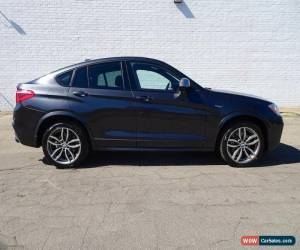 Classic 2017 BMW X4 All-wheel Drive Sports Activity Vehicle M40i for Sale
