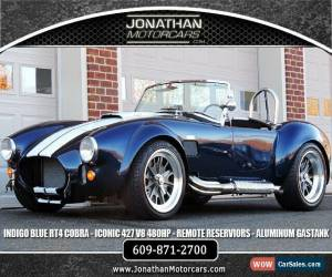 Classic 1965 Shelby Cobra Backdraft Racing RT4 Cobra for Sale
