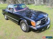 1976 Mercedes-Benz SL-Class for Sale