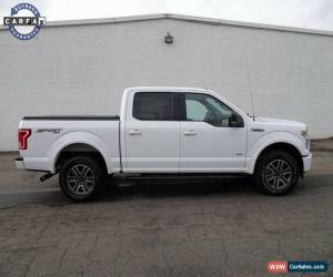 Classic 2017 Ford F-150 4x4 SuperCrew Cab Styleside 5.5 ft. box 145 in. WB XLT for Sale