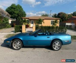 Classic 1989 Chevrolet Corvette for Sale