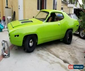 Classic 1971 Plymouth Road Runner for Sale