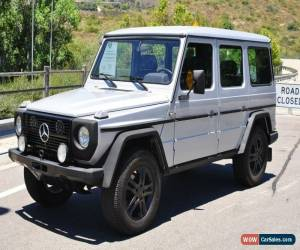 Classic 1986 Mercedes-Benz G-Class 230GE for Sale
