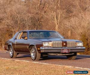 Classic 1979 Oldsmobile Cutlass Cutlass Supreme Coupe for Sale