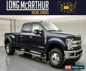 Classic 2019 Ford F-350 Lariat Dually Diesel Crew 4x4 Chrome MSRP72160 for Sale