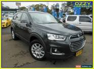 2017 Holden Captiva CG MY16 Active 7 Seater Grey Automatic 6sp A Wagon for Sale
