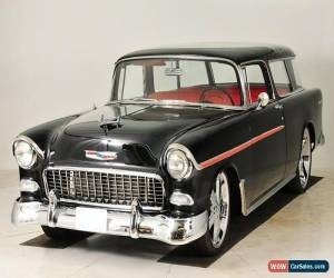 Classic 1955 Chevrolet Nomad for Sale