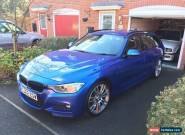 BMW 330D M Sport Touring F31 FBMWSH for Sale