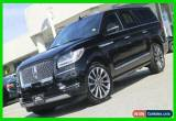 Classic 2018 Lincoln Navigator 4x4 Select for Sale