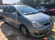 toyota verso SR 7 seater diesel  for Sale