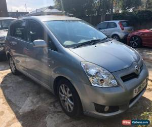 Classic toyota verso SR 7 seater diesel  for Sale