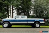 Classic 1995 Ford F-350 Ford, F350, F250, Crew Cab, 4x4, 7.3L,Diesel,Other for Sale