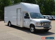 2019 Ford E-Series Cutaway E450 - 18ft Cargoport for Sale