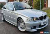 Classic 2006 BMW 320cd Diesel Manual (Private Plate Included) 320d E46 3 Series M Sport for Sale