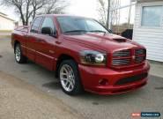 2006 Dodge Ram 1500 SRT-10 for Sale