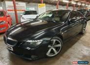 2007 57 BMW 6 SERIES 635D SPORT DIESEL for Sale