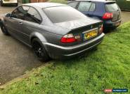 2002 BMW e46 m3 coupe for Sale
