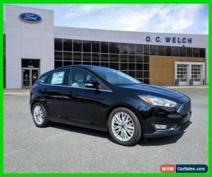 Classic 2018 Ford Focus Titanium for Sale