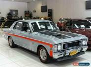 1969 Ford Falcon XW GT Silver Fox Automatic 3sp A Sedan for Sale