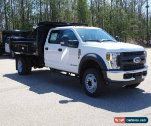 Classic 2019 Ford F-550 XL - 11ft Contractor Dump for Sale