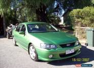 Ford Falcon XR6T (2004) 4D Sedan Automatic 4.0L 5 Seats for Sale