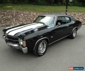 Classic 1971 Chevrolet Chevelle Super Sport for Sale
