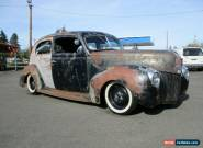 1939 Ford 2 Door Sedan for Sale
