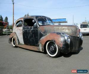 Classic 1939 Ford 2 Door Sedan for Sale
