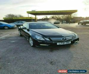 Classic Mercedes Benz E350 CDI SPORT COUPE 2012 265HP 600MN for Sale
