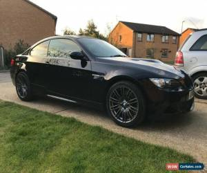 Classic BMW M3 E92 DCT 2010 LCI MODEL V8 Jerez black for Sale