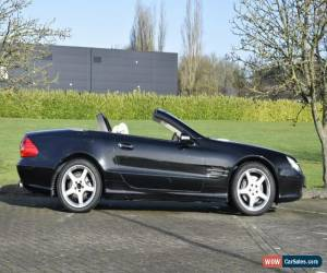 Classic Mercedes-Benz SL500 for Sale