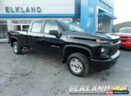 2020 Chevrolet Silverado 2500 Diesel Long Box MSRP $55065 for Sale