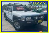 Classic 2005 Nissan Patrol GU IV DX (4x4) White Automatic 4sp A Wagon for Sale